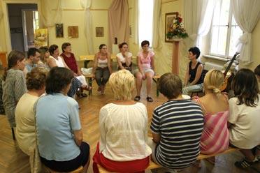 Dorogi Zsuzsa tanárnő foglalkozása