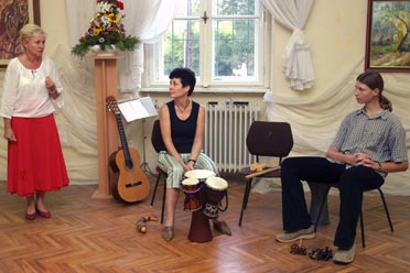 Dorogi Zsuzsanna és Oláh Zoltán koncertjükön