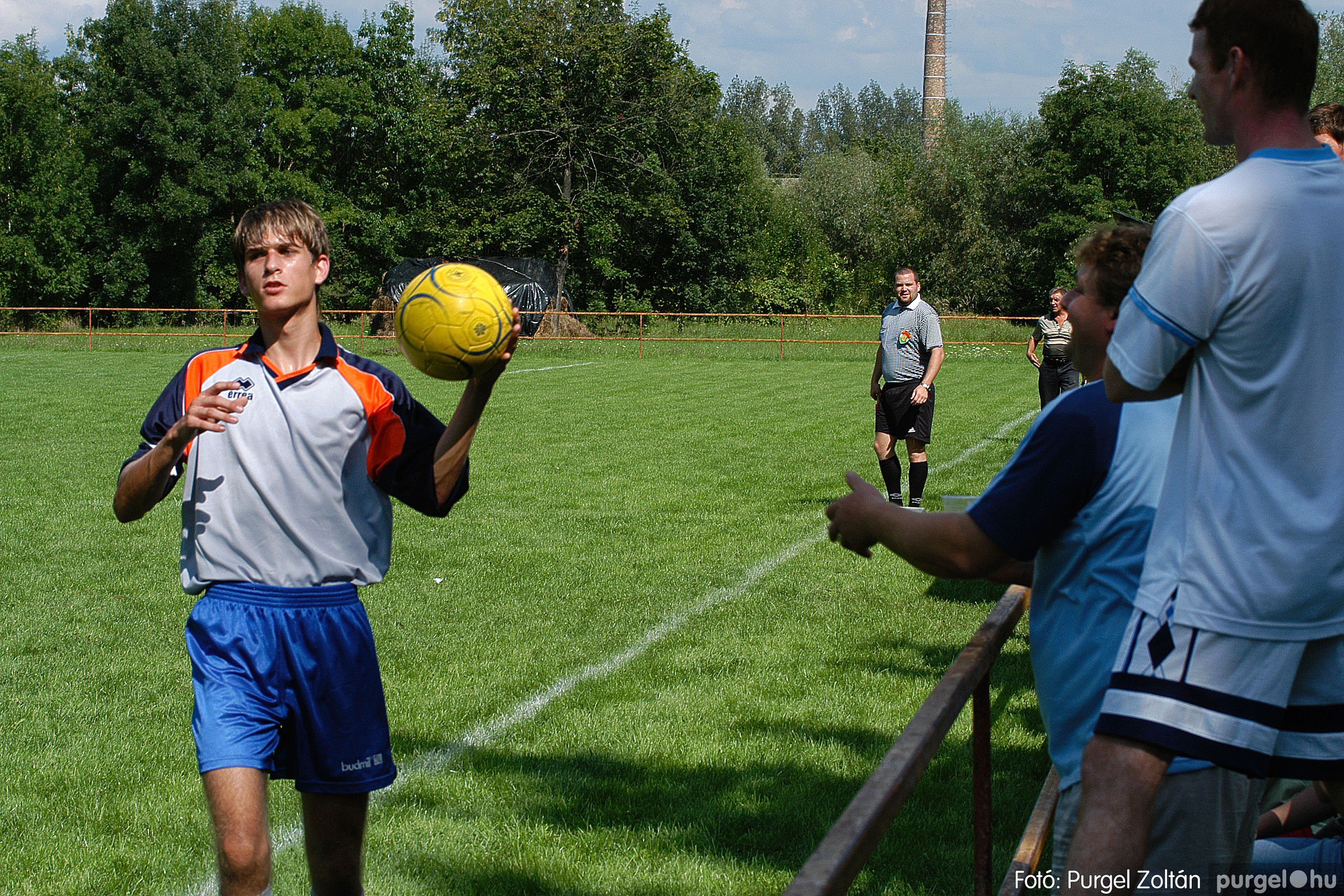 2005.08.20. 252 Szegvári falunapok 2005. – 2. nap – Fotó:PUR