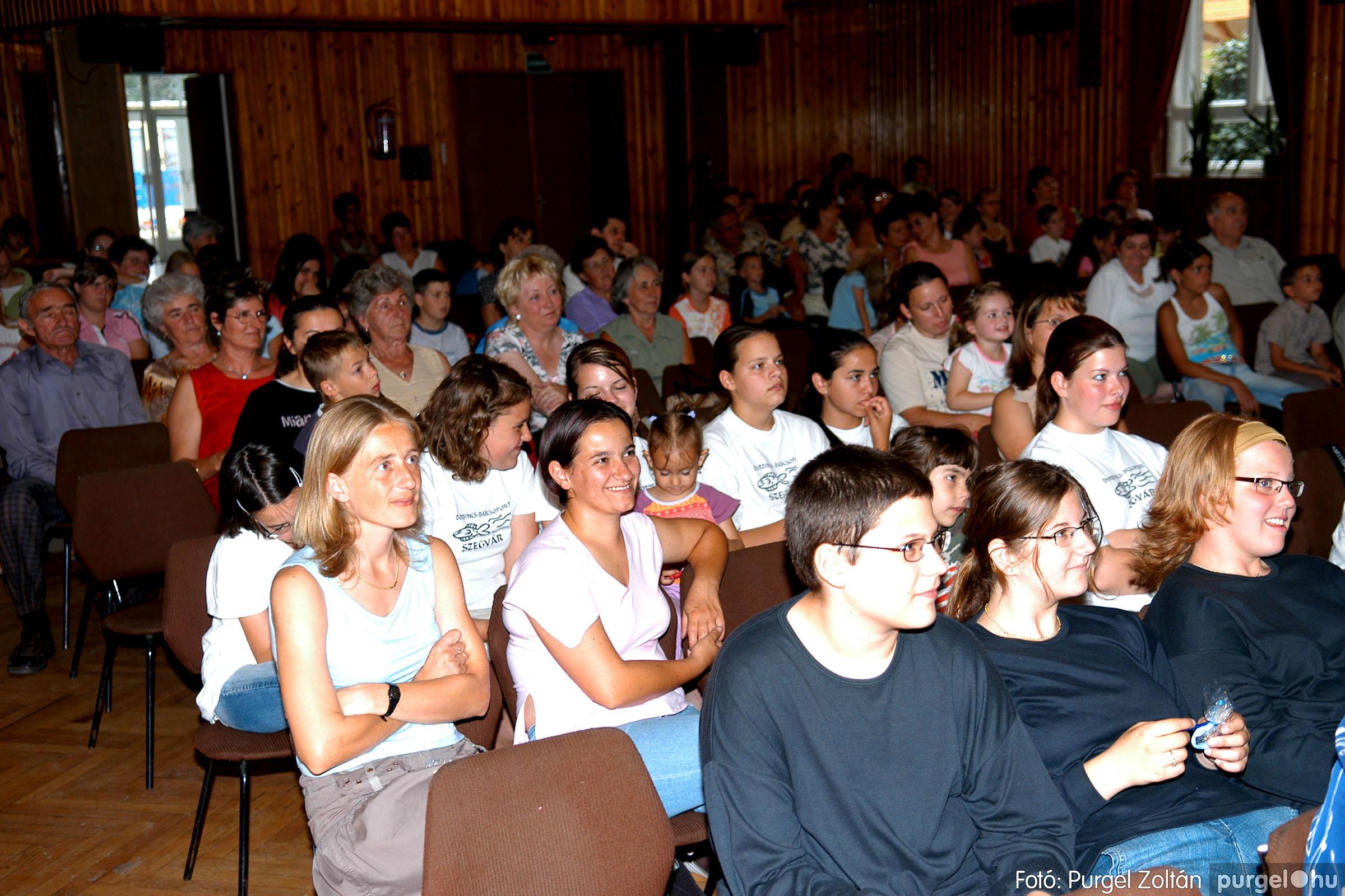 2007.06.30. 002 Szegváriak Szegvárért Közösségfejlesztők