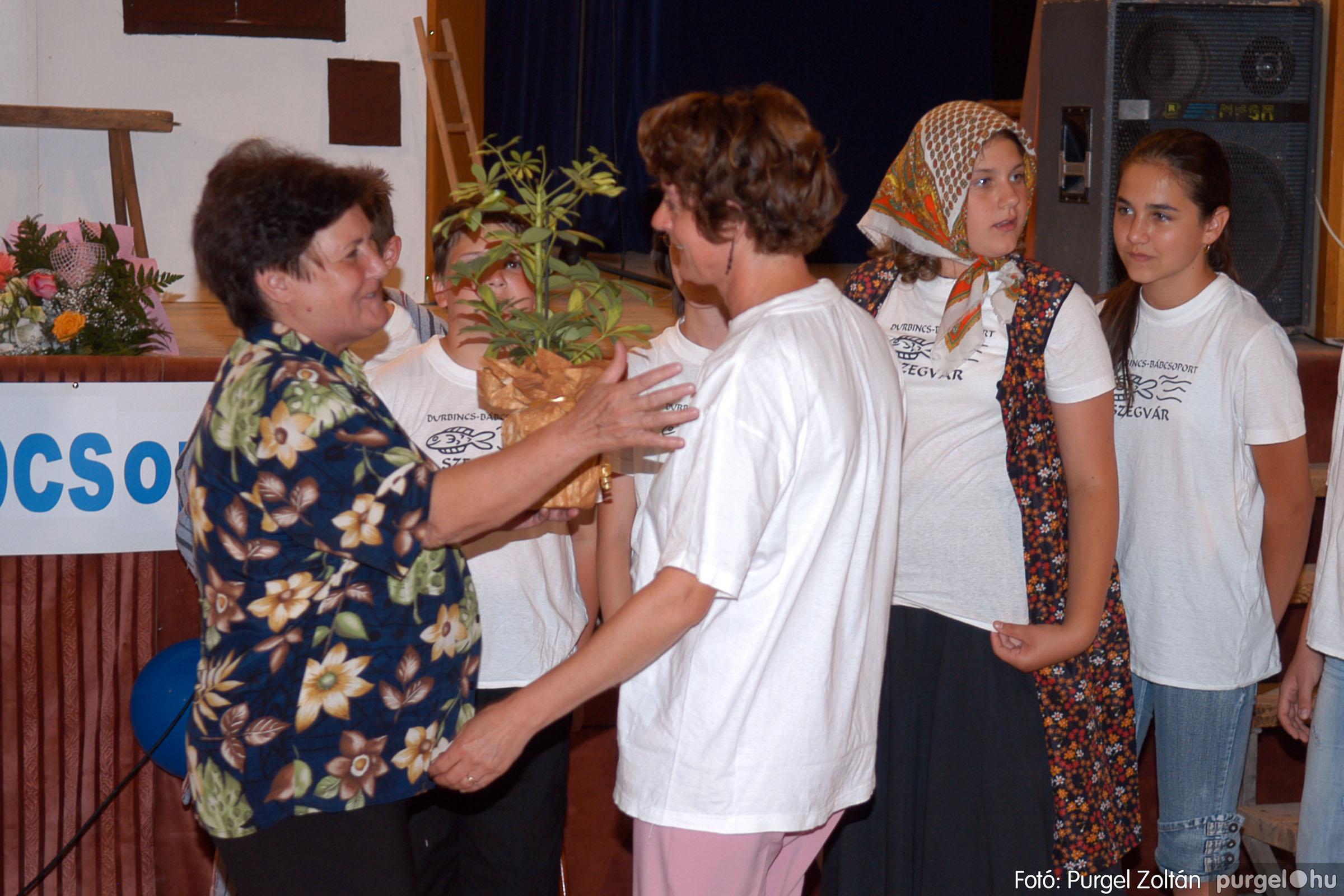 2007.06.30. 026 Szegváriak Szegvárért Közösségfejlesztők