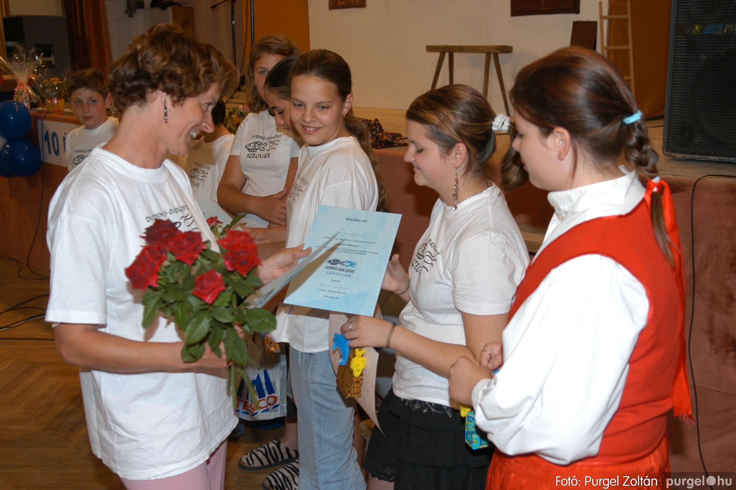 2007.06.30. 034 Szegváriak Szegvárért Közösségfejlesztők