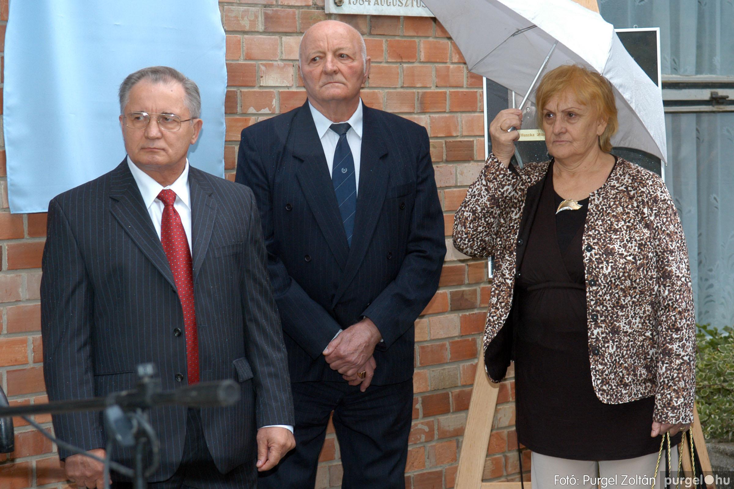 2007.09.08. 008 Elszármazottak találkozója 2007. – Fotó:PU