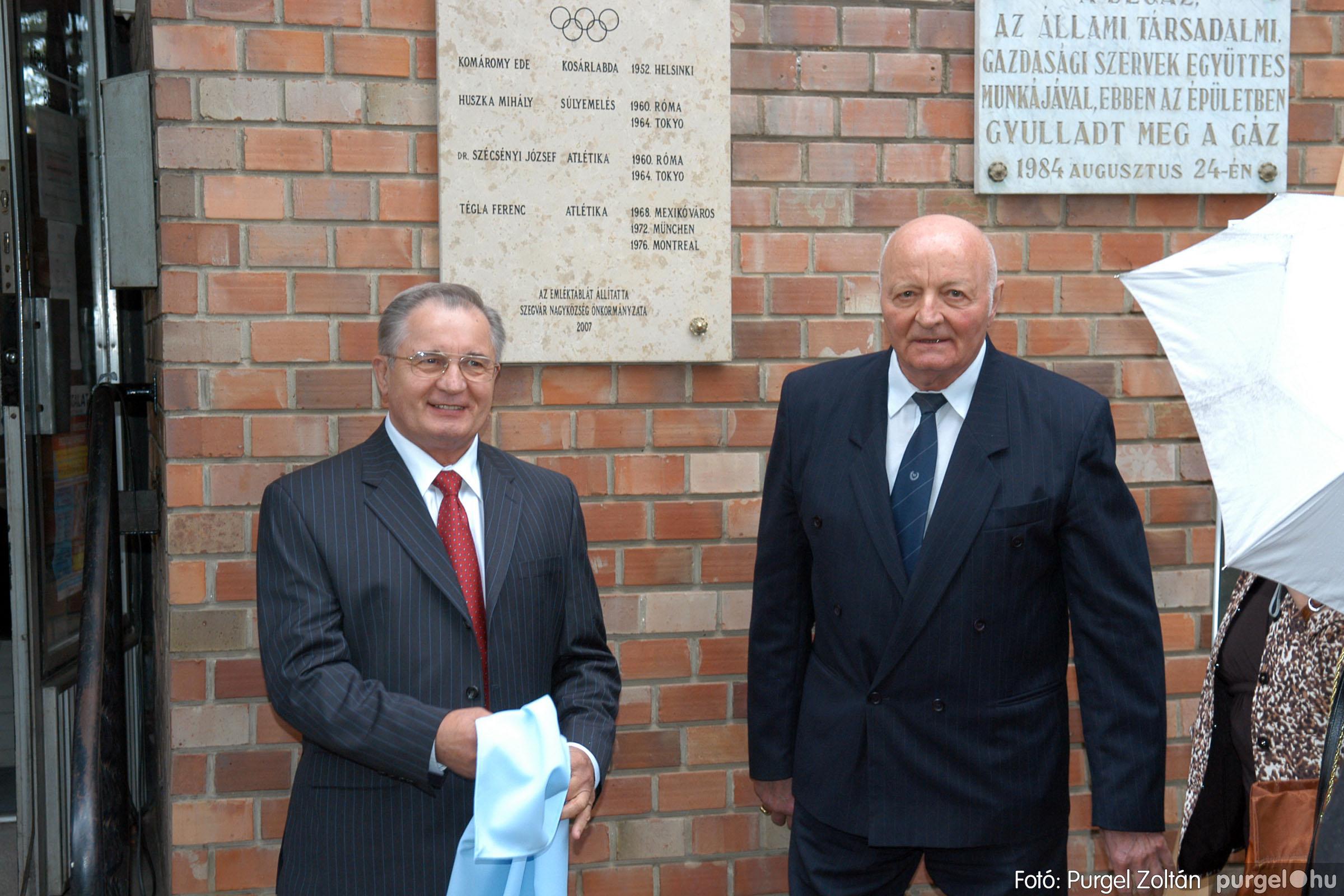 2007.09.08. 014 Elszármazottak találkozója 2007. – Fotó:PU