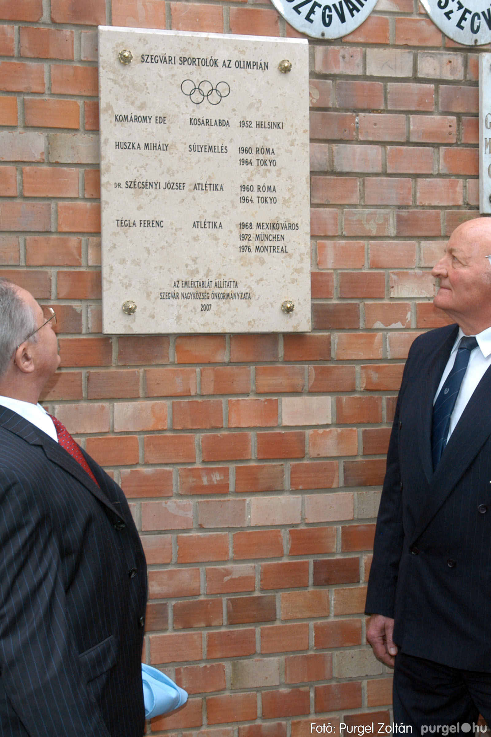 2007.09.08. 015 Elszármazottak találkozója 2007. – Fotó:PU