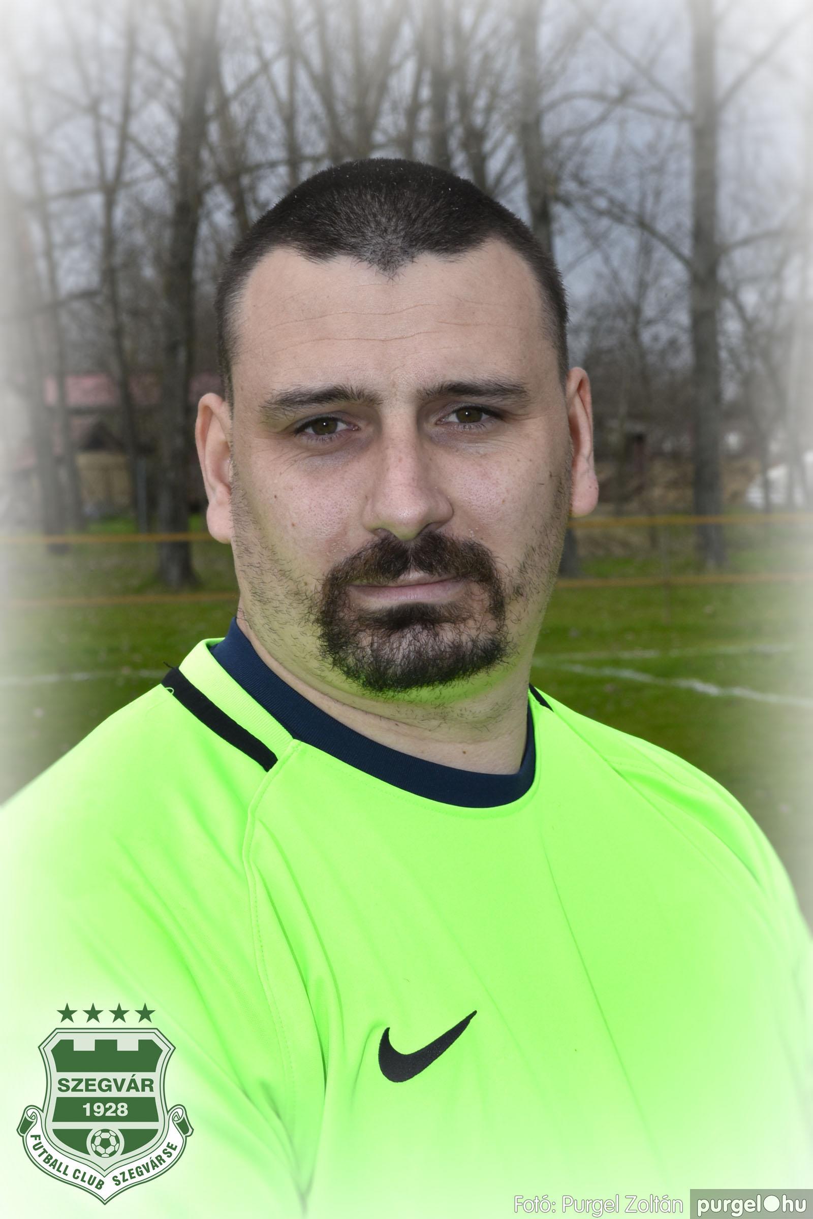 2021.04.03. 007 FC Szegvár portrék – Bihari Gábor – Fotó:P