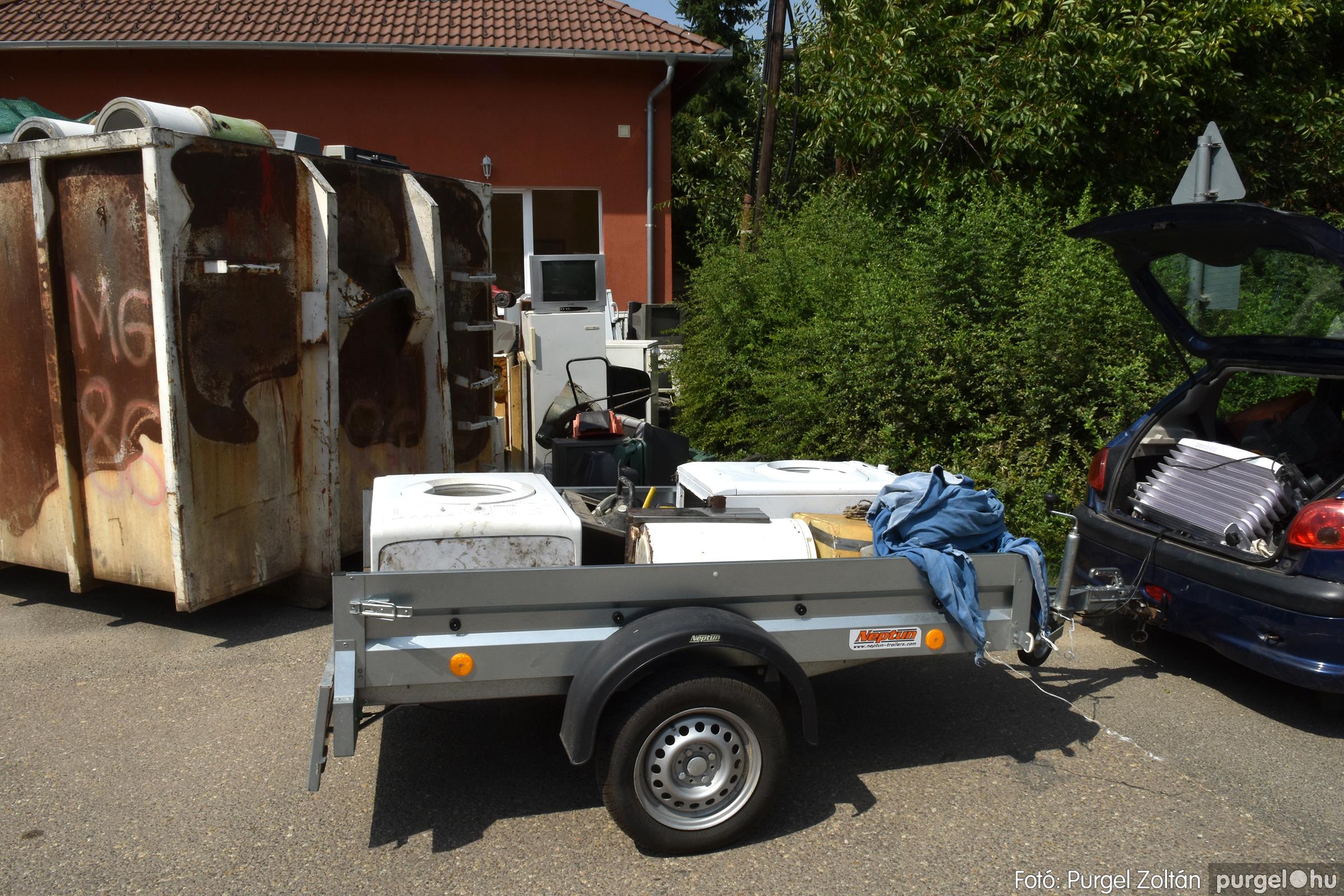 2021.08.01. 001 Elektronikai hulladékgyűjtés – Fotó:PURGEL ZOLTÁN© DSC_8563q